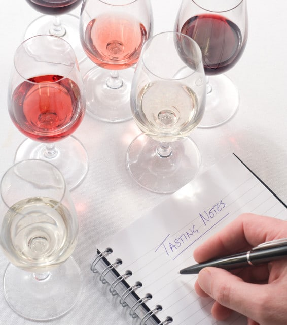 9 Steps to Becoming a Better Wine Taster