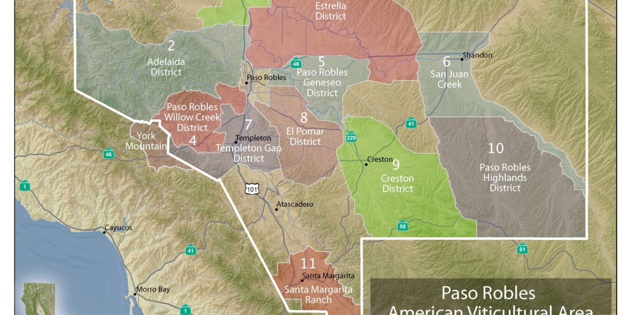 Paso Robles turning it up to 11