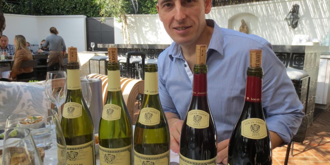 Q&A with Frédéric Barnier, Winemaker, Maison Louis Jadot
