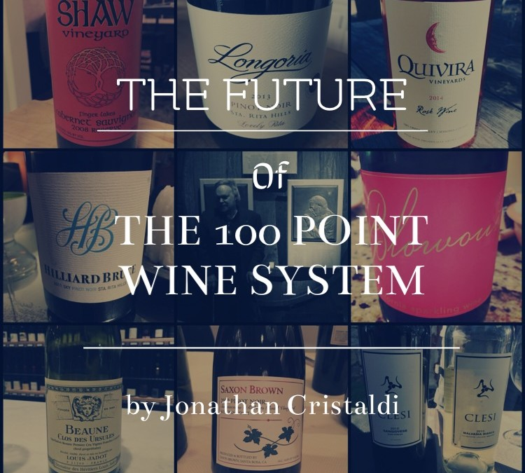 Why The 100-Point System of Rating Wine is Irrelevant [via FirstWeFeast]