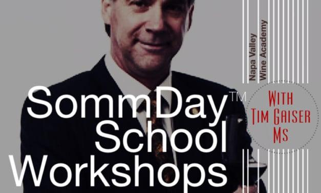 SommDay School with Tim Gaiser, MS