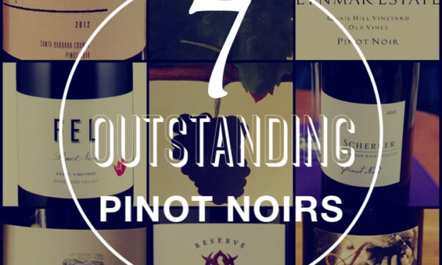 7 Outstanding Pinot Noirs