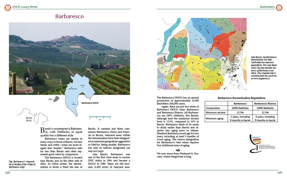 Into Italian Wine pp 148-149