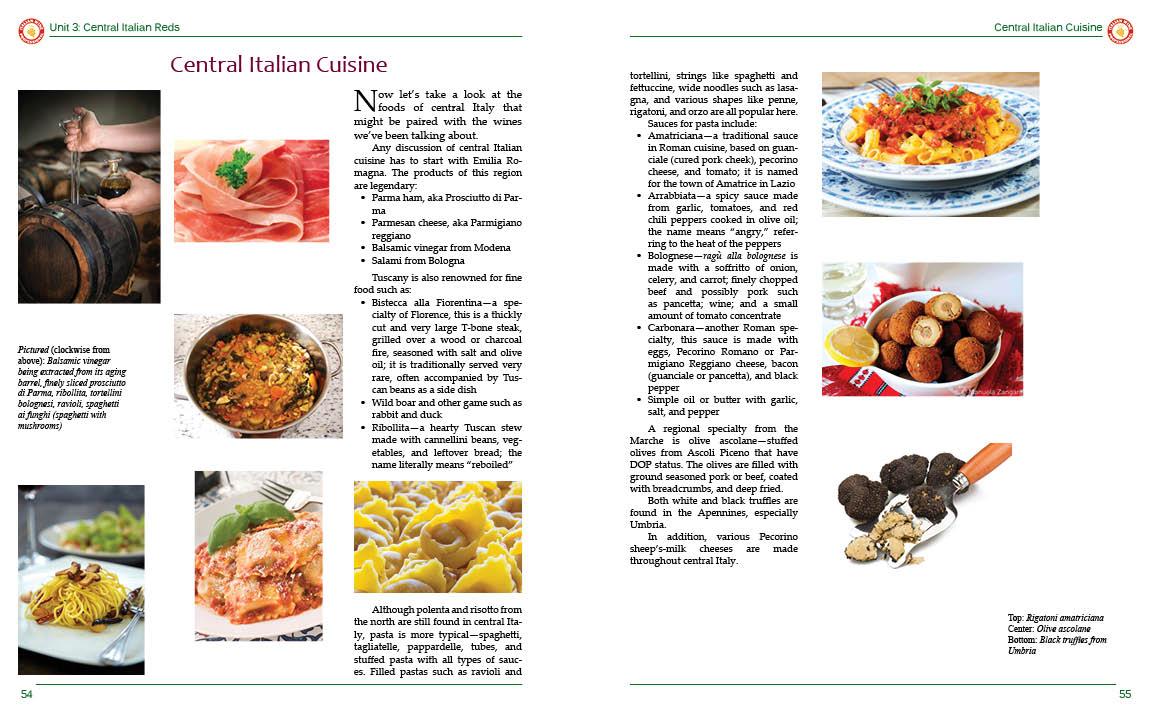 Into Italian Wine pp 54-55