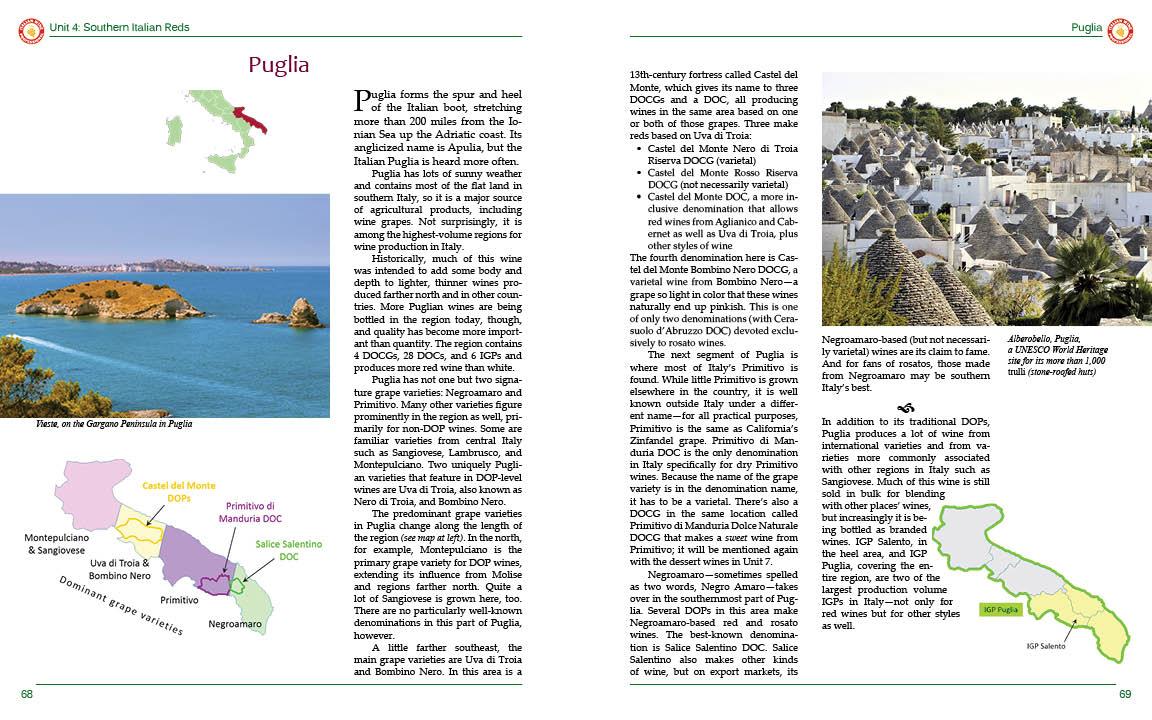 Into Italian Wine pp 68-69