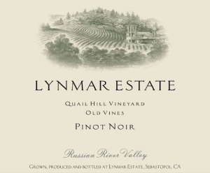 Lynmar Estate Quail Hill Vineyard Pinot Noir