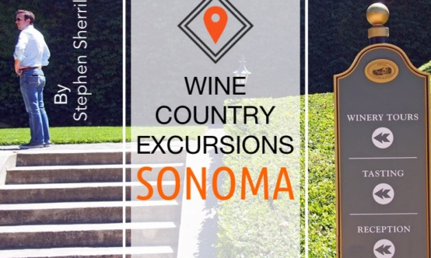 Stephen Sherrill's Wine Country Excursions: Sonoma's Alexander Valley
