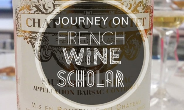 French Wine Scholar: Part Deux