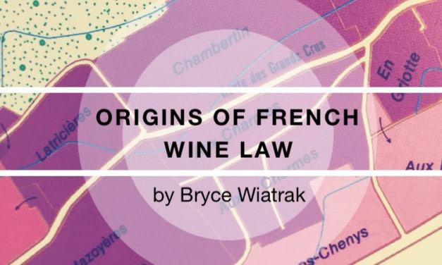 Origins of French Wine Law