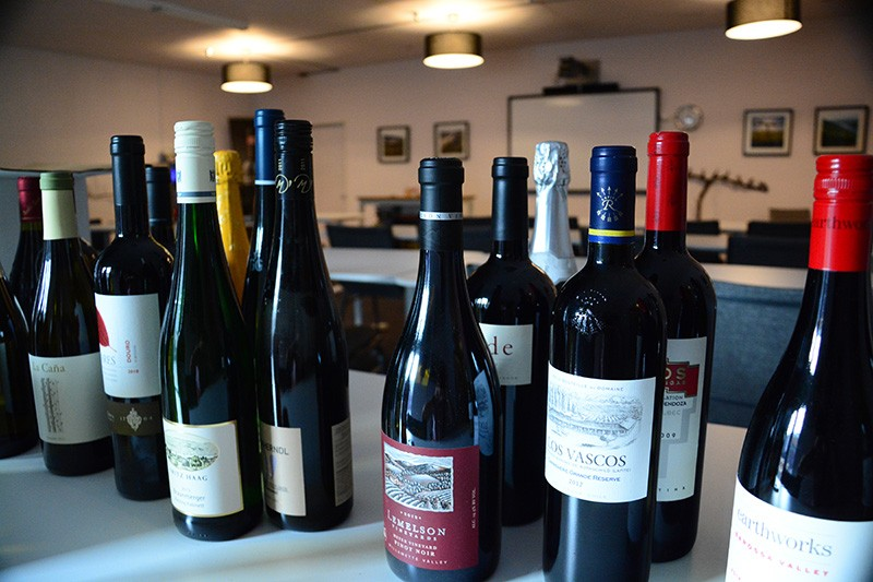 Our Story Wines