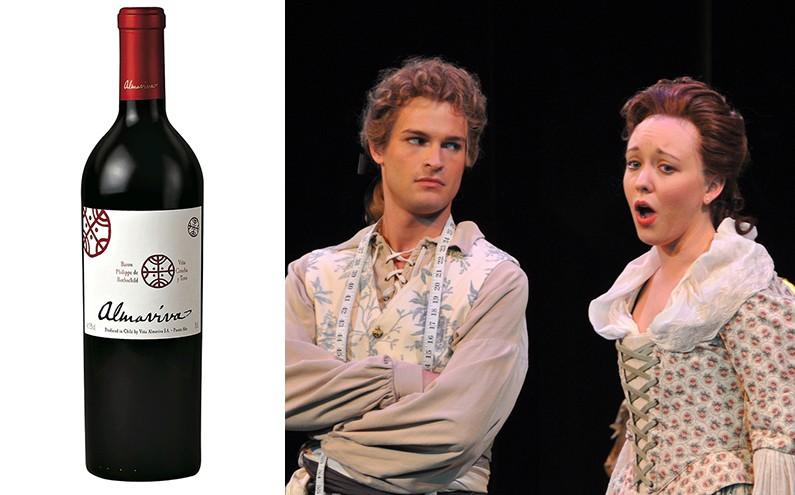 Wine and Opera Almaviva