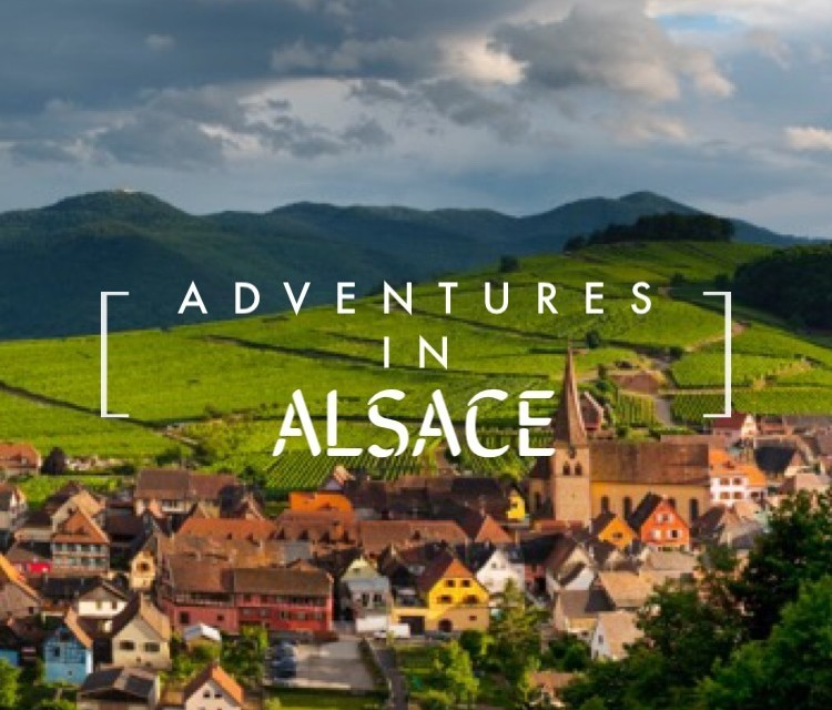Adventures in Alsace