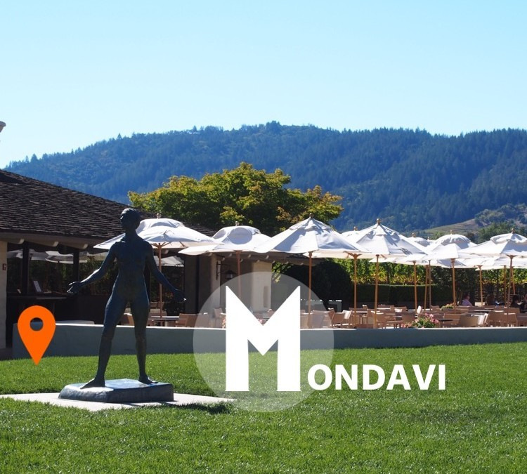 Visiting the Mother Ship: Robert Mondavi Winery