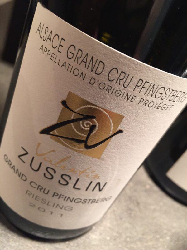 Zusslin WineReco
