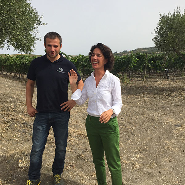 Wines From Italy: Donnafugata and Tenute Rubino