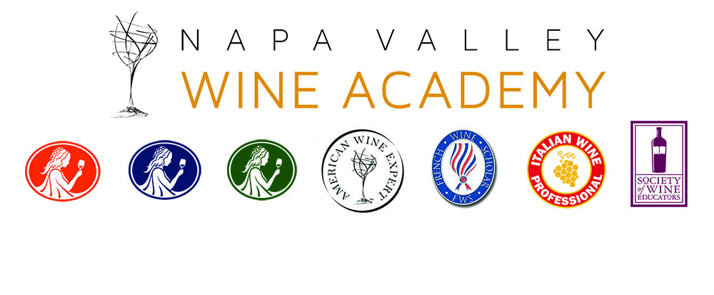 Napa Valley Wine Academy Classes