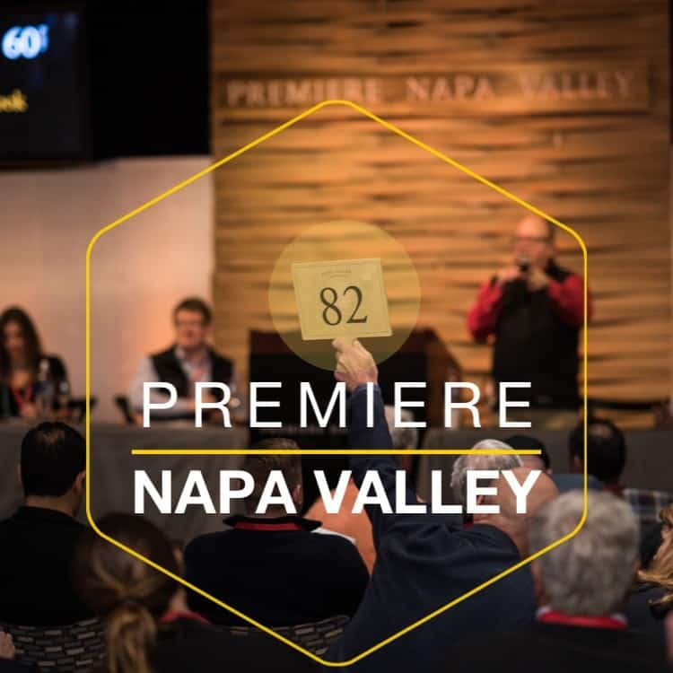2016 Premiere Napa Valley Raises $5 Million