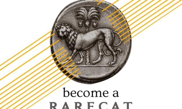 Become a RARECAT Ambassador