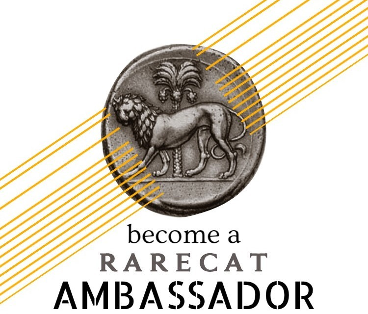 Become a RARECAT Ambassador
