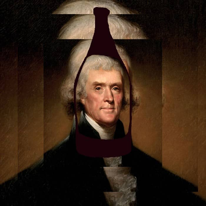 Founding Father of Wine – Thomas Jefferson