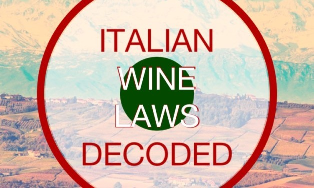 Decoding the Language of Italian Wine Laws From IGT to DOP