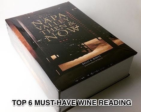 Top 6 Must-Have Wine Reading from Jennifer Lamb