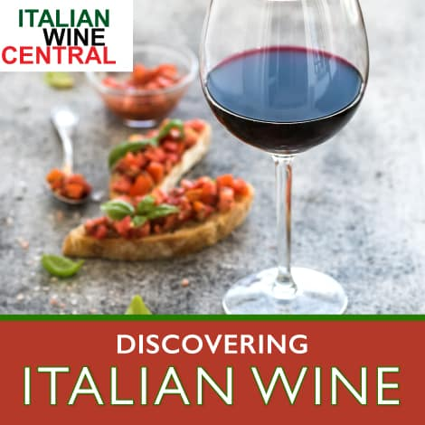 Discovering Italian Wine