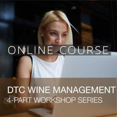 DTC Wine Managment Workshops