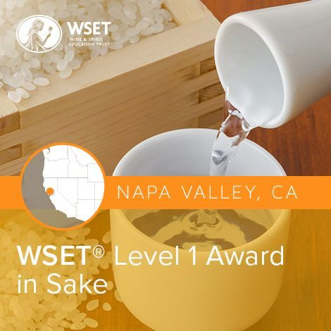 WSET Wine Certification Courses - Napa Valley Wine Academy