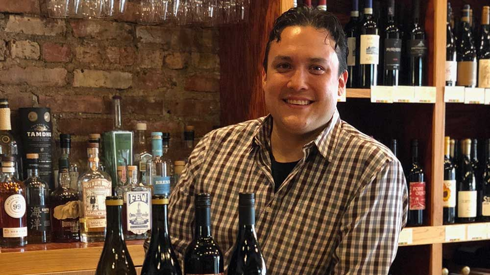 What it's like to own a wine shop