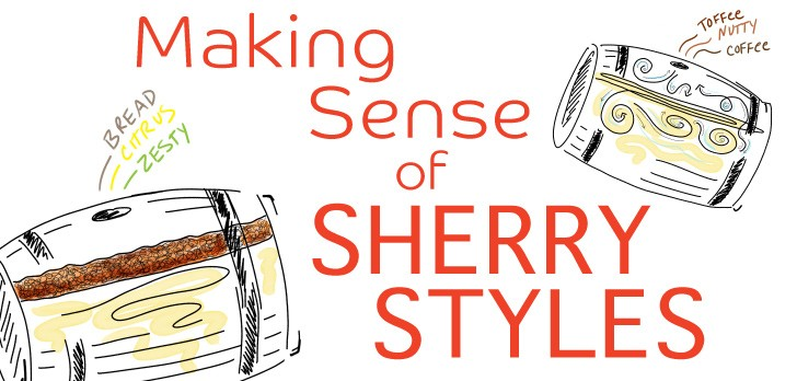 Making Sense of Sherry Styles