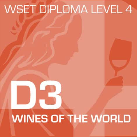 WSET Level 4 Diploma D3 Wine of the world