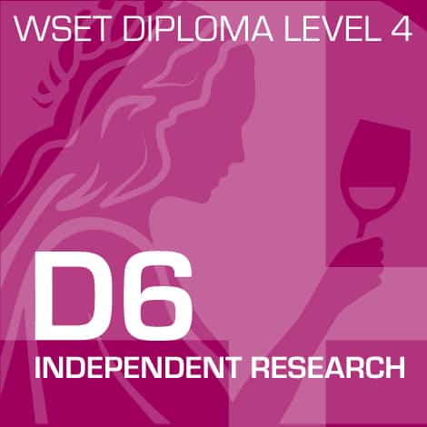 WSET Level 4 Diploma D6 Independent Research Assignment