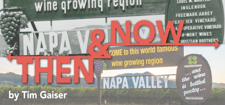 Napa – Then and Now