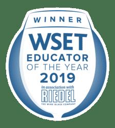 WSET Global Wine Educator of the Year 2019